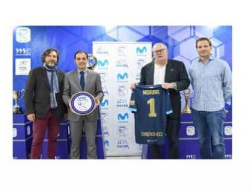 "Norak 集团成为 Movistar Inter FS 的新""官方合作伙伴"""